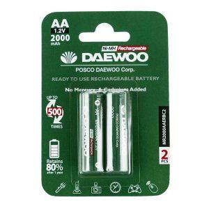 باتری قلمی دوو | باتری قلمی شارژی دوو | باتری Daewoo AA | خرید باتری قلمی شارژی daewoo | بهترین باتری قلمی شارژی | قیمت باتری قلمی شارژی |