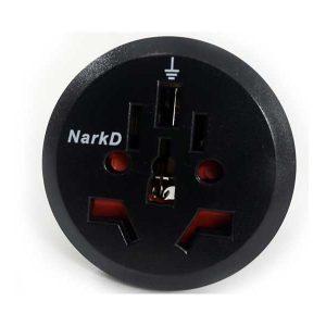 تبدیل برق 3 به 2 ونوس narkd | مبدل برق 3 به 2 ونوس | مبدل برق اروپایی narkd | خرید مبدل اروپایی ونوس | بهترین مبدل برق 3 به 2 |