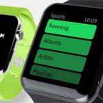 قابلیت اسپاتیفای در ساعت هوشمند اپل