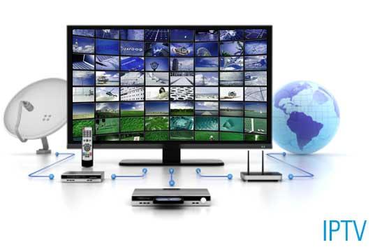 تلویزیون پروتکل اینترنت (IPTV)