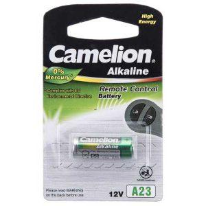 باتری کملیون A23 سبز | باتری ریموتی کملیون A23 | باتری دزدگیر کملیون A23 | باتری Camelion A23 | باتری آلکالاین کملیون A23 | قیمت باتری Camelion A23 |