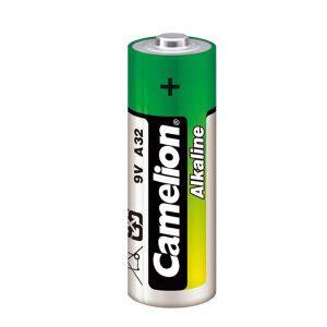 باتری کملیون a32 سبز | باتری ریموتی A32 کملیون | باتری دزدگیر کملیون | باتری Camelion A32 | باتری ریموت دزدگیر آلکالاین A32 | قیمت باتری ریموتی آلکالاین |