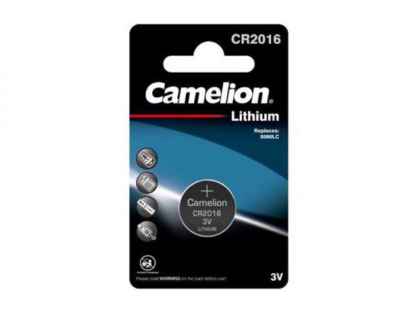 باتری سکه ای 2016 کملیون | باتری Camelion CR2016 | باتری کملیون CR2016 سکه ای | باتری ساعتی 2016 کملیون | قیمت باتری کملیون 2016 سکه ای | ای خرید