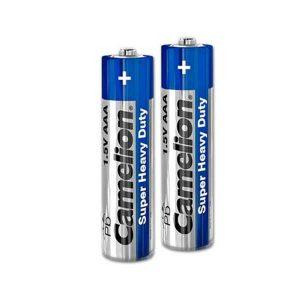 باتری نیم قلم شیرینگ کملیون | باتری AAA کملیون Heavy Duty | باتری نیم قلمی معمولی کملیون | قیمت باتری AAA معمولی کملیون | باتری نیم قلم ارزان |
