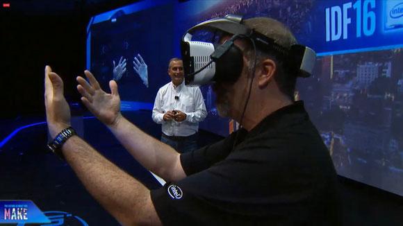 عینک واقعیت مجازی