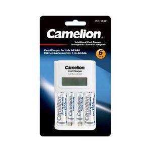 شارژر باتری کملیون bc 1012 | شارژر باتری قلمی کملیون | شارژر باتری قلمی فست | شارژر سریع باتری قلمی bc 1012 | قیمت شارژر باتری bc 1012 | ای خرید .