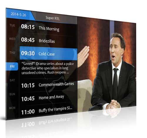 برنامه pad tv