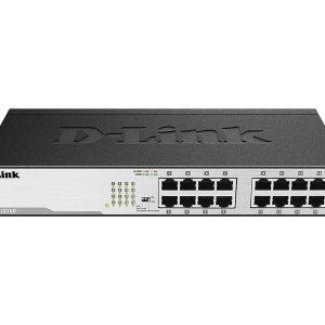 سوئیچ شبکه دی لینک DGS-1016D | سوئیچ شبکه D-Link DGS-1016D | سوئیچ شبکه 16 پورت غیر مدیریتی | سوئیچ شبکه 10/100/100 dlink | قیمت سوئیچ شبکه dlink dgs 1016d