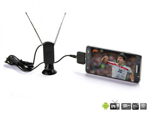 گیرنده دیجیتال mygica pt360   گیرنده دیجیتال اندروید مای گیکا 360   گیرنده دیجیتال تلویزیون MYGICA PT360   قیمت گیرنده دیجیتال دو آنتن اندروید   گیرنده دیجیتال حرفه ای موبایل pt360   دریافت کانالهای تلویزیون روی موبایل  