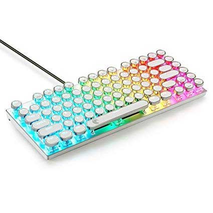 کیبورد کامپیوتر | انواع صفحه کلید | اندازه صفحه کلید | صفحه کلید بیسیم و سیم دار | صفحه کلید PS2 | صفحه کلید USB | ای خرید .