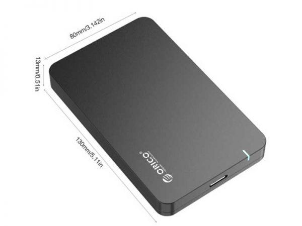 باکس هارد usb3 اوریکو 2569S3 | باکس هارد لپ تاپی ORICO 2569S3 | قاب هارد اکسترنال USB3 | خرید باکس هارد اوریکو 2569S3 | باکس هارد 2.5 اینچی USB3 اوریکو |