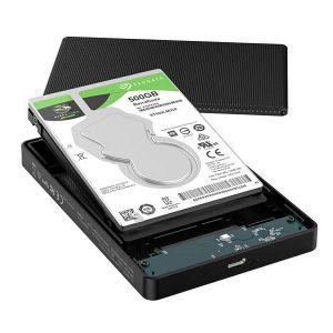 باکس هارد اکسترنال لپ تاپ 2163C3 | باکس هارد اوریکو مدل 2169C3 | باکس هارد 2.5 اینچی USB3.1 اوریکو | قاب هارد اکسترنال تایپ سی Orico | قیمت باکس هارد اکسترنال SSD |