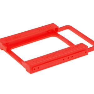 قاب هارد 2.5 اینچ | براکت هارد 2.5 پلاستیکی | مبدل سایز هارد دیسک | براکت هارد کدی 2.5 | جای هارد SSD | فروشگاه اینترنتی ای خرید.