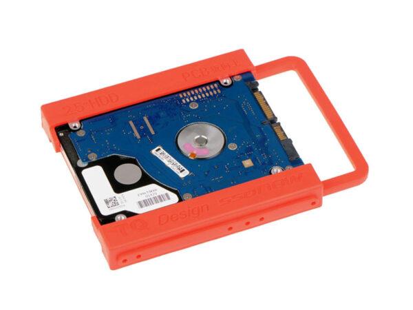 قاب هارد 2.5 اینچ   براکت هارد 2.5 پلاستیکی   مبدل سایز هارد دیسک   براکت هارد کدی 2.5   جای هارد SSD   فروشگاه اینترنتی ای خرید.