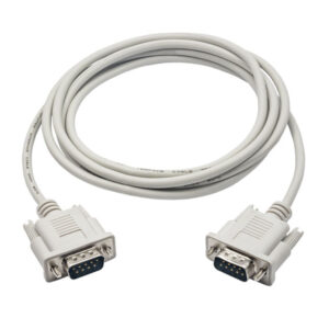کابل دو سر نری کام | کابل دو سر نری RS232 | کابل نری com | کابل مناسب برای اتصال دستگاههای صنعتی به کامپیوتر برند enet