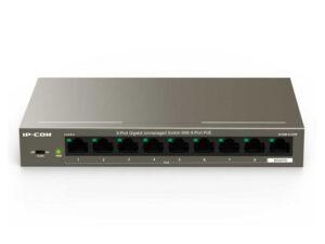 سوئیچ ۸ پورت IP-COM G1109P POE